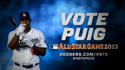 If there's justice, Puig will win NL Final Vote