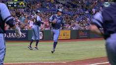 Moore picks up 12th win as Rays down White Sox