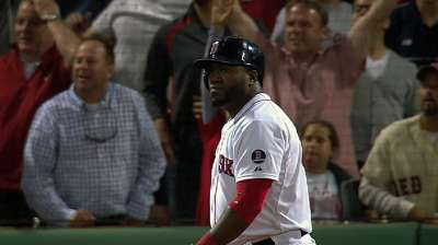 Papi leads trio of Red Sox to All-Star Game