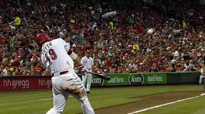 Votto, Phillips to start All-Star Game; Chapman also in