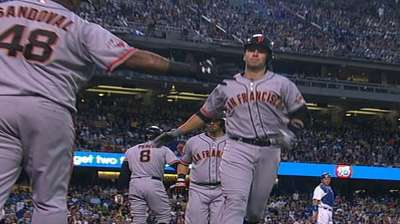 Posey, Scutaro, Bumgarner make All-Star squad