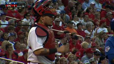 Shared path leads Molina, Wainwright to All-Star Game