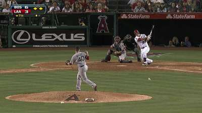 Angels trying to cut down number of double plays
