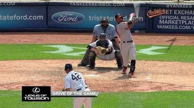 Orioles le cayeron a Mariano para frenar a Yankees