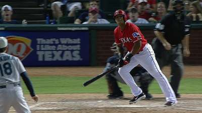 Beltre powers up, claims AL Player of Week