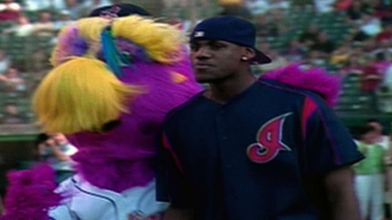 Like LeBron, many baseball stars went home again