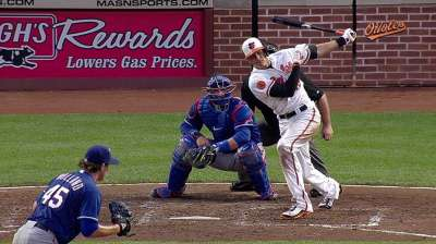 O's unable to escape Feldman's shaky home debut