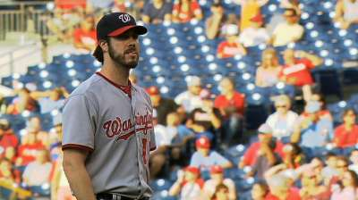 Nats can't solve ex-teammate Lannan, fall to Phils