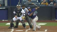 Short-handed Rox take opener at Petco