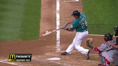 Wedge continues to ride Ibanez's hot bat