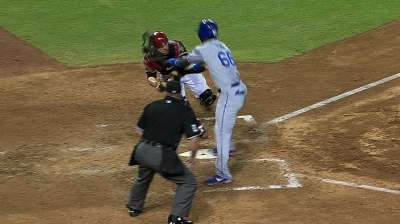 Montero calls out Puig's behavior