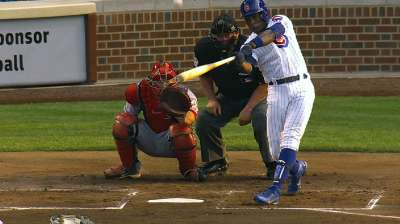 Soriano's two dingers lead homer-happy Cubs