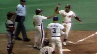 1982 ASG: Concepcion's home run gives NL 2-1 lead