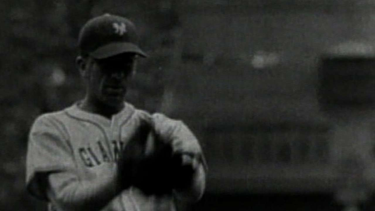 Hubbell stole the show, but AL won 1934 All-Star Game