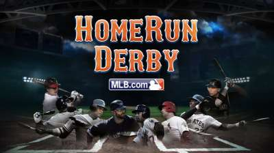 Derby game allows fans to play as favorite slugger