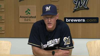 Challenging first half wears on Roenicke
