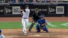 Overbay's slam opens floodgates for Yanks