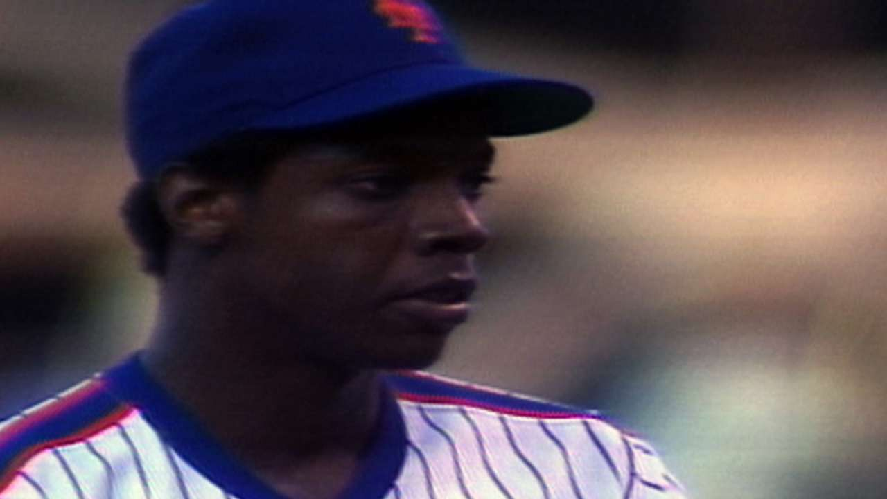 Thirty years ago, Gooden became 'Doctor K'