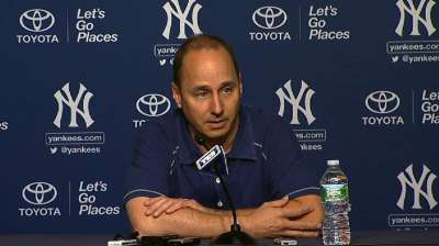 Cashman: A-Rod won't return before July 22