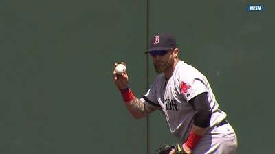 Gomes enjoying return trip to Bay Area