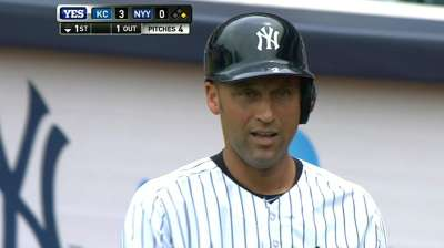 Captain's comeback grand, but Jeter needs help