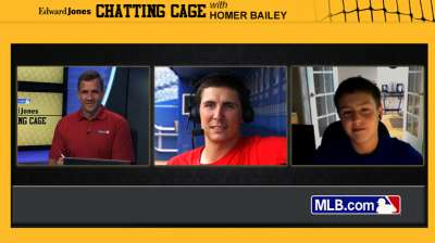 No-nos lead discussion with Bailey in Chatting Cage
