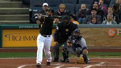 Alvarez selected to replace CarGo in Home Run Derby