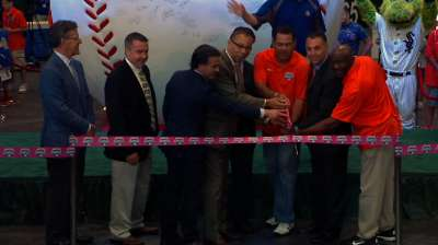 Mets greats help to open 2013 FanFest
