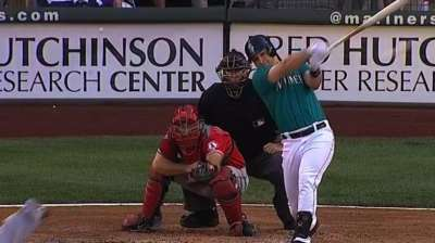 Zunino continues to impress