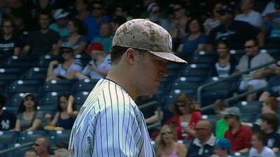Homers haunt Hughes as Yanks fall to Twins