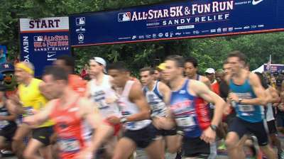 All-Star 5K & Fun Run raises funds for Sandy relief