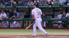 Scott's trio of RBIs lifts Rays in comeback win