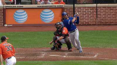Relentless Blue Jays secure road win over Orioles