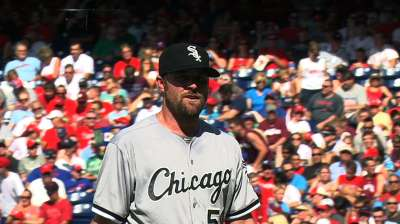 Danks wants to finish unfinished business with Sox