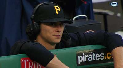 Pirates confident in Locke's health for Cincy finale