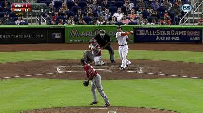 Stanton continues to be a thorn for Nationals