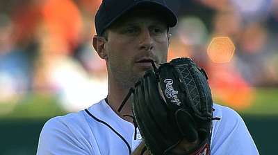 Scherzer would relish All-Star Game start
