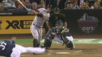 Giants not considering using Belt in left field