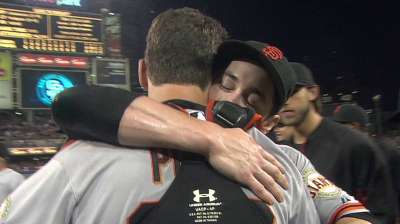 Lincecum makes statement with no-hitter