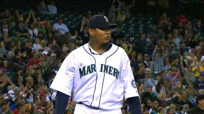 Mariners set rotation following All-Star break