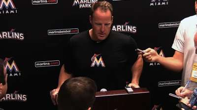 Marlins looking forward to All-Star break