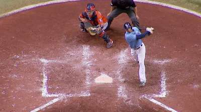Rehab start is next step for Rays' Jennings