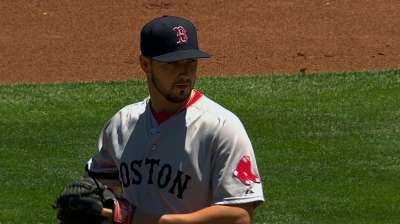Red Sox fall after Workman flirts with no-no