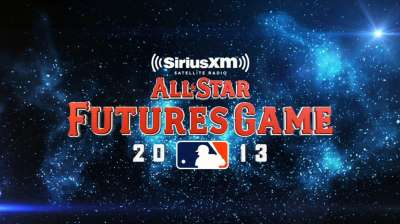 Bethancourt honored to play in second Futures Game