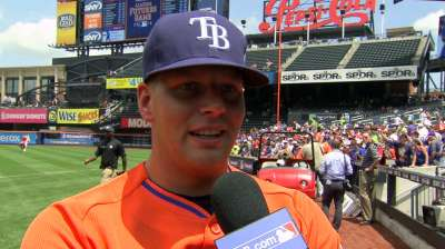 Riefenhauser throws heat in All-Star Futures Game