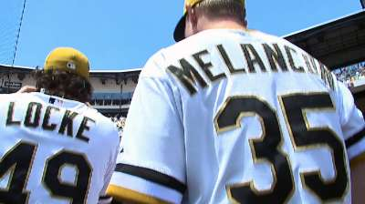 Melancon replaces Locke on NL All-Star team
