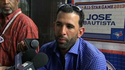 All-Star vet Bautista happy Edwin finally recognized