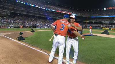 In first Home Run Derby, Cuddyer hits 15 blasts