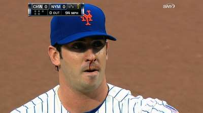 Collins, Mets have sights set on .500 in second half