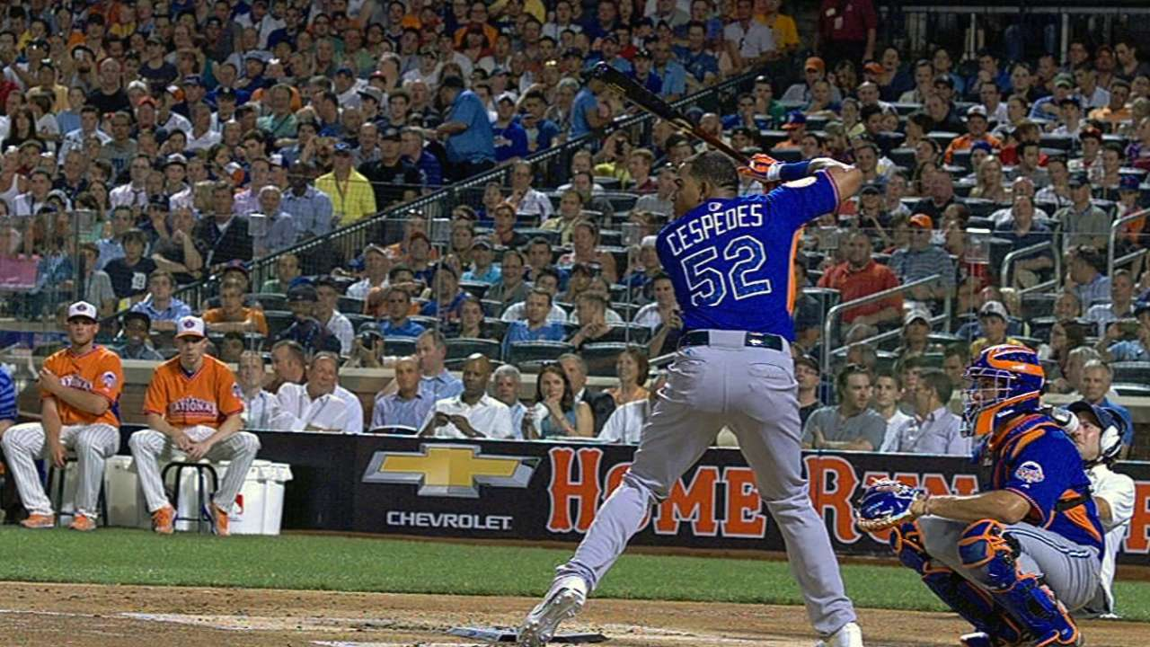 Fans can weigh in on Home Run Derby participants